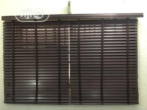 Beautiful Set of Wooden Blinds   Home Accessories for sale in Lagos State, Ojodu