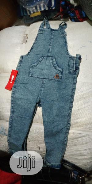 Stock Jean Jump Suit | Clothing for sale in Lagos State, Lagos Island (Eko)