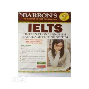 Barron Barron's Ielts 5th&6th Edition   Books & Games for sale in Lagos State, Mushin