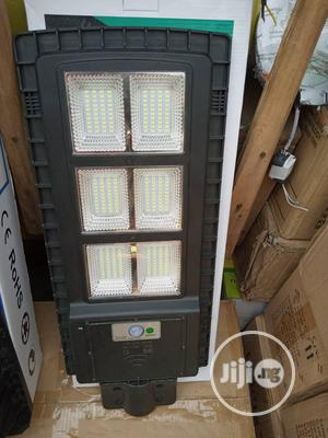 Original FRONT 120w Potable Plastics All in One Solar Street Lights | Solar Energy for sale in Lagos State