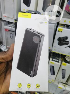 Baseus Mulight Quick Charger 20000mah Power Bank PD 3.0 18W   Accessories for Mobile Phones & Tablets for sale in Lagos State, Ikeja