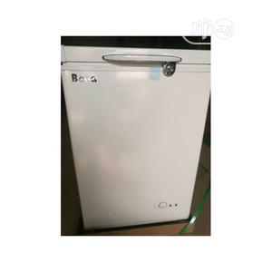 Bona 118liters Power Saving Chest Freezer With Solar Technology | Kitchen Appliances for sale in Lagos State, Ojo