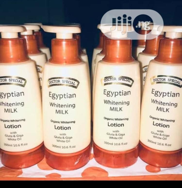 Doctor Special Egyptian Whitening Milk