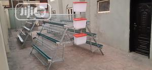 Electro Galvanized Battery Cage | Farm Machinery & Equipment for sale in Oyo State, Oluyole