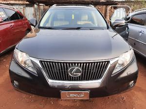 Lexus RX 2010 350 Gray | Cars for sale in Edo State, Ikpoba-Okha