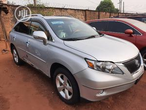 Lexus RX 2010 350 Silver | Cars for sale in Edo State, Ikpoba-Okha