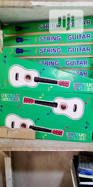 Quality Children Box Guitar   Musical Instruments & Gear for sale in Lagos State, Ojo