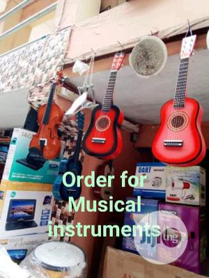 High Quality Children Box Guitar   Musical Instruments & Gear for sale in Lagos State, Ojo