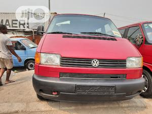 Volkswagen T4 2004 Red (Petrol , Long Frame)   Buses & Microbuses for sale in Lagos State, Apapa