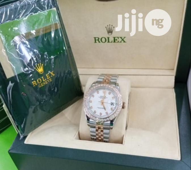 Top Quality Rolex Designer Time Piece | Watches for sale in Magodo, Lagos State, Nigeria