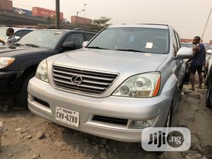 Lexus GX 2007 470 Sport Utility Silver | Cars for sale in Lagos State, Apapa