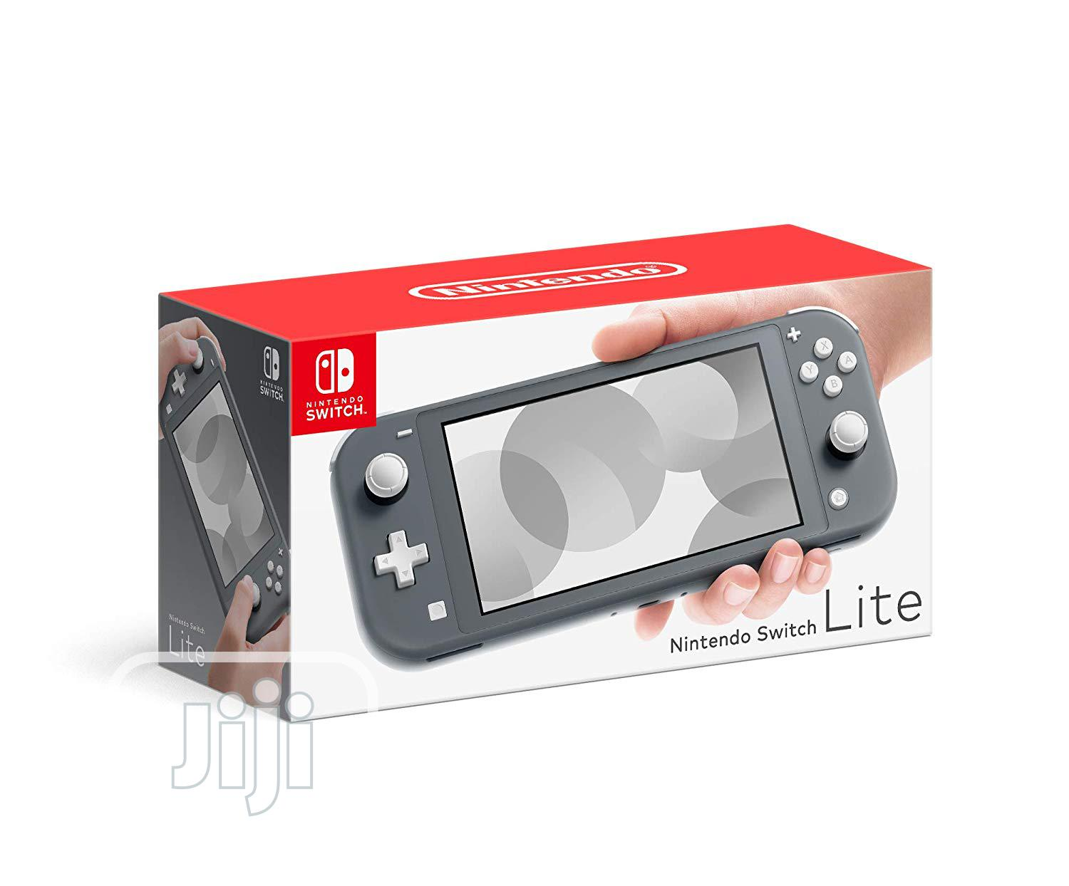 Nintendo Switch Lite - Gray | Video Game Consoles for sale in Ikeja, Lagos State, Nigeria