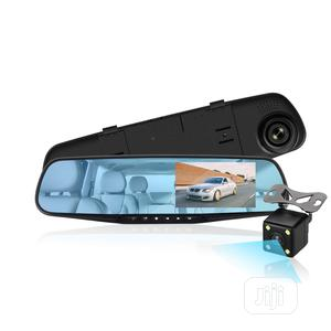"""E-ACE HD 1080pcar Dvr Camera 4.3"""" Rearview Mirror Video Recorder Dual   Vehicle Parts & Accessories for sale in Lagos State, Ikeja"""