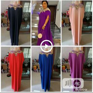 Women Embroided Bubu Gown | Clothing for sale in Lagos State, Ikeja