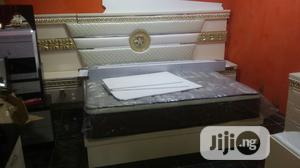 Executive Bed Set 6x7 | Furniture for sale in Lagos State, Ojo