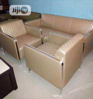 Classic Leather Sofa Sets   Furniture for sale in Lagos State, Victoria Island