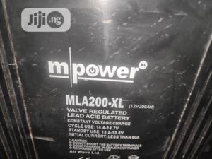 200ah Scrap Inverter Battery | Accessories & Supplies for Electronics for sale in Rivers State, Port-Harcourt