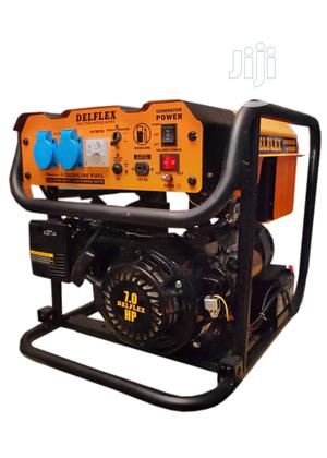 Start And Weld Generator Gasoline Fuel Power   Electrical Equipment for sale in Lagos State, Ikeja