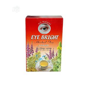 All Natural Eye Bright Herbal Tea for Blurred Sight/Red Eyes   Vitamins & Supplements for sale in Lagos State, Ajah