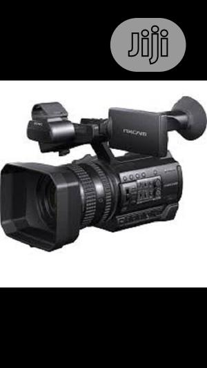 Sony HXR -NX100 Full HD NXCAM Professional Camcorder   Photo & Video Cameras for sale in Lagos State, Ikeja