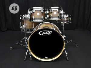 Pacific by DW 5-Piece Concept Maple Exotic Shell Drum Set   Musical Instruments & Gear for sale in Lagos State, Ojo
