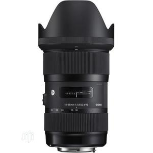 Sigma 18-35mm F/1.8 DC Hsm Art Lens For CANON Ef | Accessories & Supplies for Electronics for sale in Lagos State, Lagos Island (Eko)