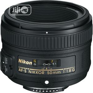 Nikon 50mm Af-s F/1.8G Lens   Accessories & Supplies for Electronics for sale in Lagos State, Lagos Island (Eko)