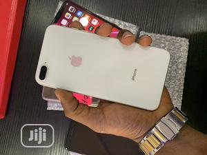 Apple iPhone 8 Plus 64 GB Silver | Mobile Phones for sale in Edo State, Benin City