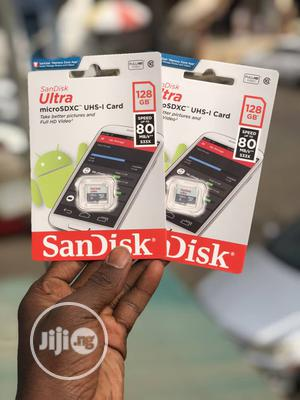 Original 128gb Memory Card   Accessories for Mobile Phones & Tablets for sale in Abuja (FCT) State, Wuse 2