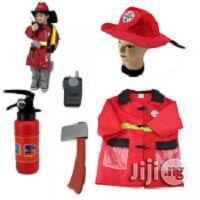 Fireman Costume For Kids | Children's Clothing for sale in Lagos State, Ikeja