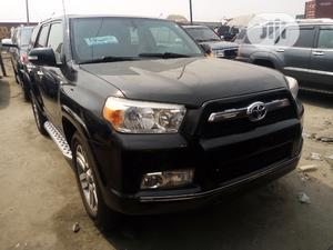 Toyota 4-Runner Limited 4WD 2012 Black   Cars for sale in Lagos State, Apapa
