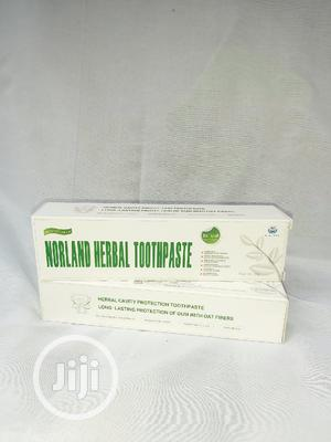 Norland Herbal Toothpaste   Bath & Body for sale in Lagos State, Victoria Island