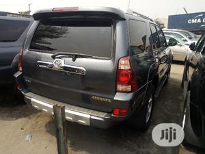 Toyota 4-Runner 2007 Limited 4x4 V6 Gray   Cars for sale in Lagos State, Apapa