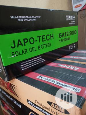 Original 200ah Solar Batteries Much Available for Sales   Solar Energy for sale in Lagos State, Magodo