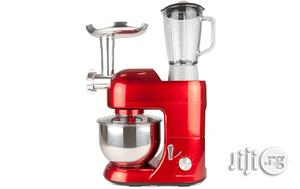 New Metallic Red Andrew James 5.2 Litres Food Mixer | Restaurant & Catering Equipment for sale in Lagos State, Lekki