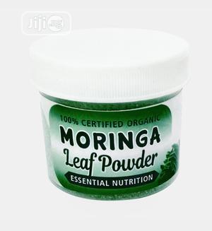 Moringa Leaf Powder (100% Organic) 50g | Vitamins & Supplements for sale in Lagos State, Surulere