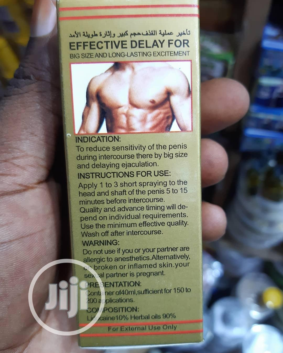 Delay Spray For Men