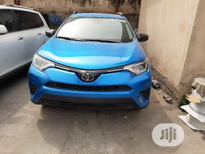 Toyota RAV4 2017 LE FWD (2.5L 4cyl 6A) Blue | Cars for sale in Lagos State, Amuwo-Odofin