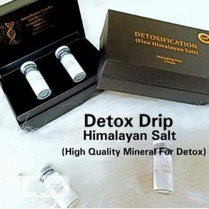 Detoxification Fine Himalayan Salt   Vitamins & Supplements for sale in Lagos State, Amuwo-Odofin