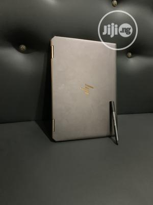 Laptop HP Spectre X360 13t 8GB Intel Core I5 SSD 256GB   Laptops & Computers for sale in Lagos State, Ikeja