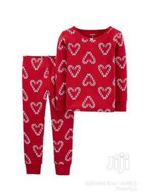 Carter's Heart Valentine Pyjamas   Children's Clothing for sale in Lagos State, Alimosho