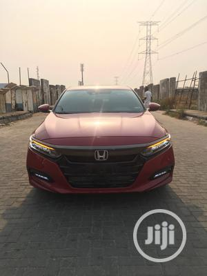 Honda Accord 2018 Sport 2.0T Red | Cars for sale in Lagos State, Lekki