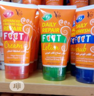 Yc Daily Repair Foot Lotion, Cream And Scrub   Skin Care for sale in Lagos State, Amuwo-Odofin