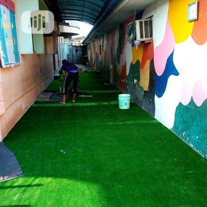 High Quality Imported Artificial Grass Turf For Landscaping. | Garden for sale in Lagos State, Ikeja