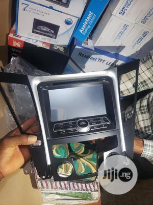 Hyundai Sonata 2012 DVD And Reversing Camera | Vehicle Parts & Accessories for sale in Lagos State, Mushin