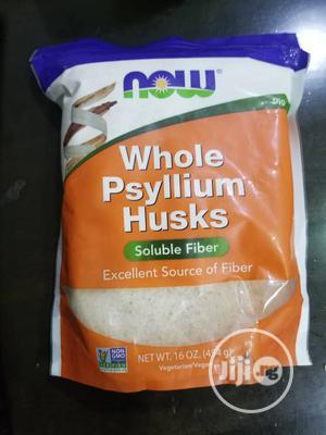 Psyllium Husk - 454g | Vitamins & Supplements for sale in Lagos State, Ojodu