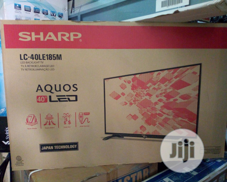 "Archive: 40""Sharp FULL HD Aquos Led"