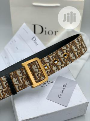 CHRISTIAN Dior Belt | Clothing Accessories for sale in Lagos State, Surulere