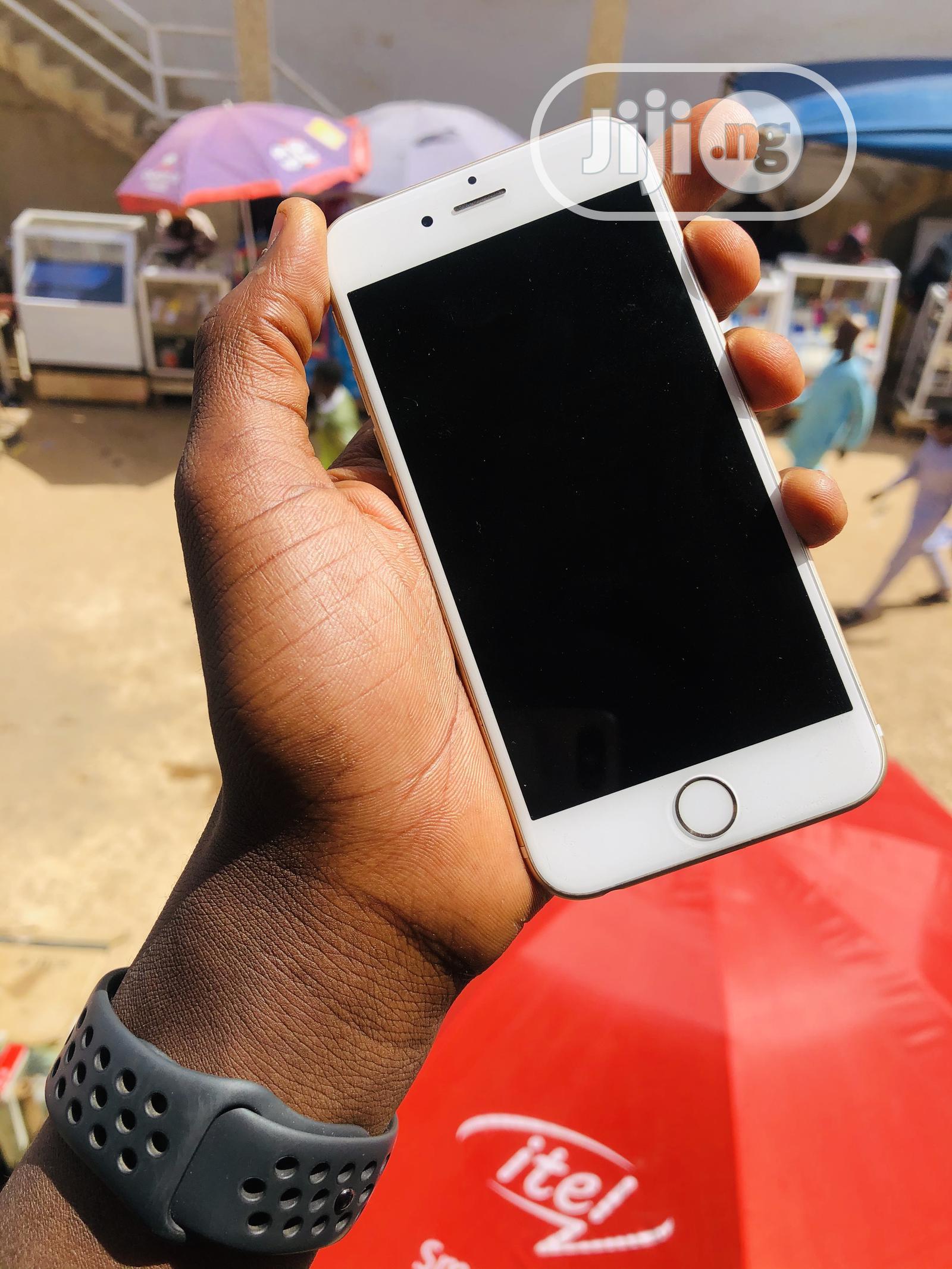 Apple iPhone 6 16 GB Gold   Mobile Phones for sale in Kaduna / Kaduna State, Kaduna State, Nigeria