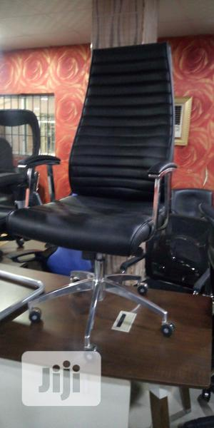 Italian Executive Office Chairs High Back | Furniture for sale in Lagos State, Lekki